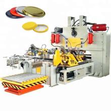 Máquina automática para fabricar tapas giratorias / tapas de botellas de vidrio