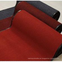 Fabrik großhandel polyester oberfläche tür matte