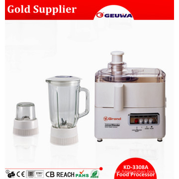 350W Power Home Using Food Processor Including Juicer, Blender, Grinder
