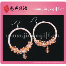 ShangDian Cultural Jewelry Dangler Ear Thread Earrings