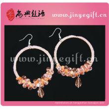 Jóia Cultural ShangDian Dangler Ear Thread Earrings