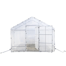 China supplier OEM for Supply Single Span Greenhouse, Greenhouse Film, Tunnel Greenhouse from China Supplier Double Layer Film Warm Green House supply to British Indian Ocean Territory Exporter