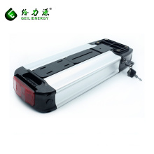Factory wholesale OEM custom ebike 10.4ah li ion electric bike battery 36v