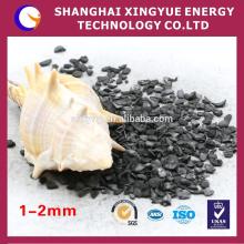 USINE VENDRE !!! fournir de haute qualité granulaire / écrou coque charbon actif avec bas prix par tonne