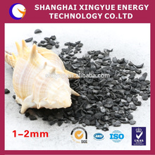 FACTORY SELL!!!supply high quality granular/nut shell activated carbon with low price per ton