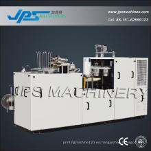 Jps-D35 máquina automática de bollo de papel recubierto PE