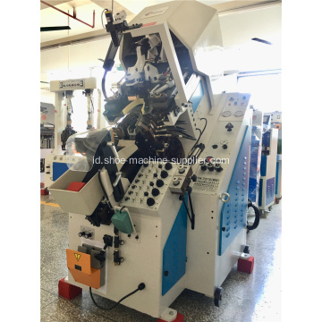9 Pincer Hydraulic Automatic Toe Lasting Machine 737A
