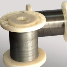 Fil d'alliage de mémoire de forme de titane de l'Inde de nickel de Dia1.2mm