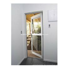 Festigkeit Thermal Break Frames Doppelglas Aluminium Türen