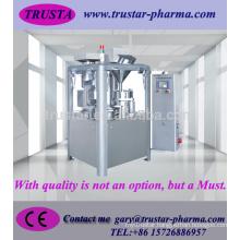 automatic operated capsule filling machine