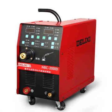 Máquina de soldadura Delixi Digital 200A MIG (NBC-200ID)