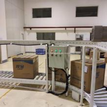 Système de convoyeur à rouleaux en aluminium sur mesure