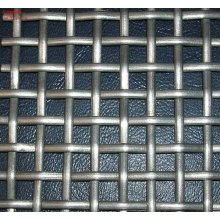 Elector Galvanized Crimped Wire Mesh (factory)