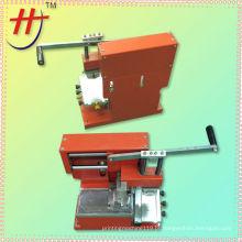 T Hengjin Varejo ou vendas inteiras Manual selado tinta copo manual impressora pad simples
