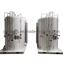 High Quality 2m3 Cryogenic Liquid Micro Bulk Tanks 2000L
