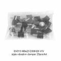 high quality UAV vehicles vibration damper with M8 bolts adjustable shock absorber