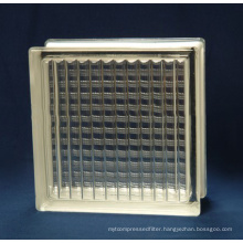 best price glass brick dimensions for decorative