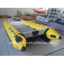 HH-P430 rigide gonflable catamaran hydroglisseur
