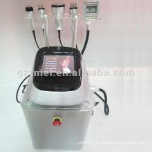 5 em 1 RF cavitação vácuo Cryolipolysis Ultrasonic Slimming equipamentos