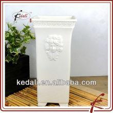 Vase émaillée en style français pour décoration