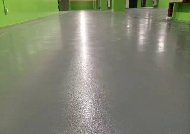 Factory Silent Beads Wear Resistant Epoxy Flat Coating