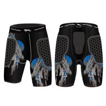 Pantalones cortos de Compression Martial Arts Shorts personalizados (YSC20-01)