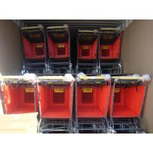 Kunststoff Einkaufswagen 180 Liter