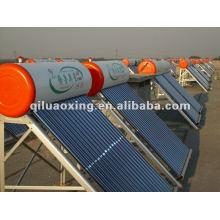 tubo de vacío Integre el calentador de agua solar presurizado