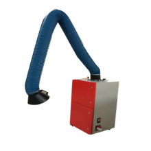 industrial portable mobile welding fume extractor