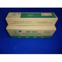 Baguette de soudage pour électrodes en acier doux aws e6013