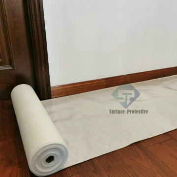 Temp Sticky Floor Protection For Painting