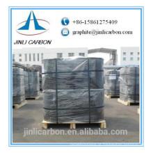 Pasta de eletrodos de carbono para produção de ferro-liga