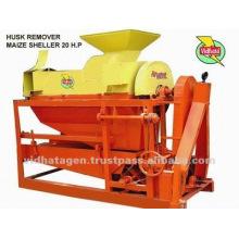 Maize thresher