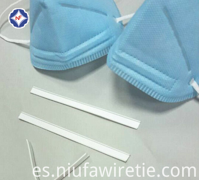 Double Wire Nose Wire For Face Mask