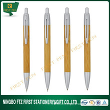 Logo Printed Cheap Eco Bamboo Pen