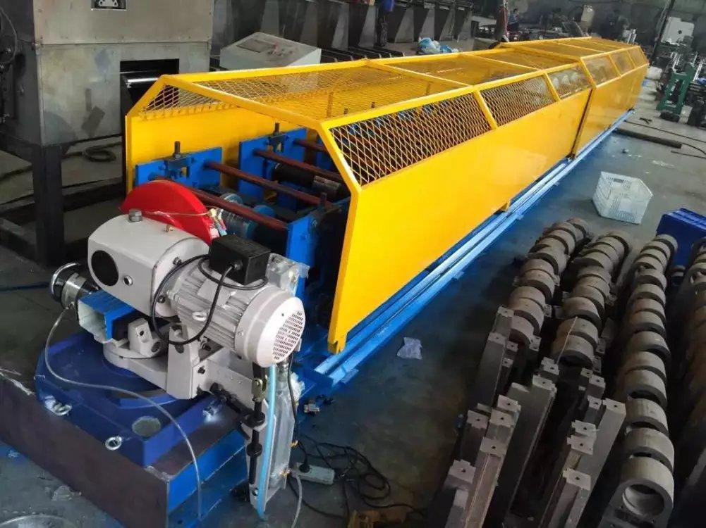 rainwater down pipe rollformer machine )