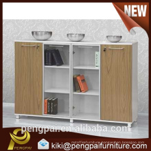 Factory direct cheap file cabinet/ melamine 4 door cabinet