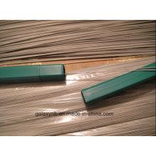 Bobina de alambre de aleación de titanio de alta calidad para uso Industrial