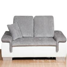 100% полиэстер Linentte ткань для обивки дивана