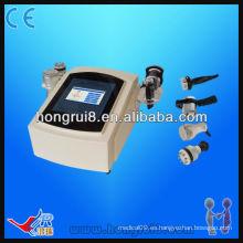Advanced Portable Vacuum Cavitation celulitis eliminación de la máquina, la máquina de eliminación de grasa ultrasónica