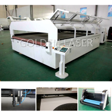 Glass Fiber Cloth, PA, PE, PP Laser Cutter for Filters