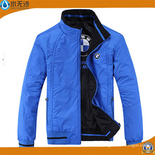 Custom Casual Outwear Fashion Warm Autumn Padded Jacket for Men