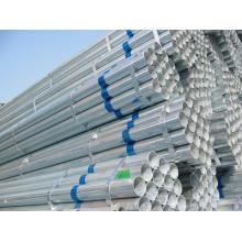 China fertigte galvanisierte Stahlrohrpreis pro Meter an