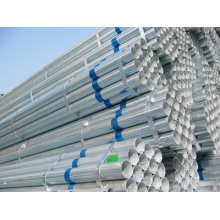 Китай изготовил оцинкованные стальные трубы по цене за метр