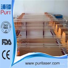 Fabric Kleine Leistung 100W CO2 Laser Tube Lieferanten