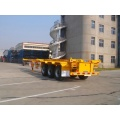 40 ft container semi trailer,container trailer,container delivery trailer