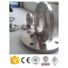 ANSI stainless steel plate rf flange