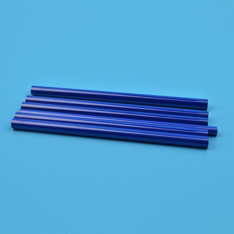 Blue Zirconia Rod
