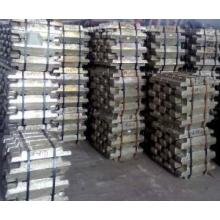 High Purity Tin Ingot 99.99% Factory Price