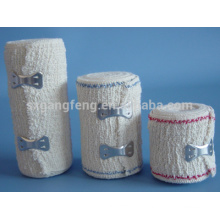 Bandage en crêpe spandex élastique
